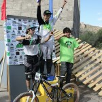 KHS on the Podium in Chile