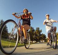 2015 Comfort Hybrid Bikes