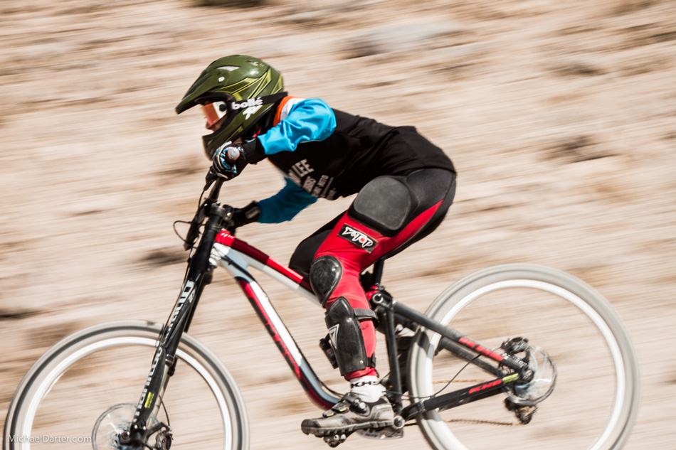 KamikazeBikeGames2014 1124 Cindy Whitehead at the Kamikaze Downhill at Mammoth Mountain