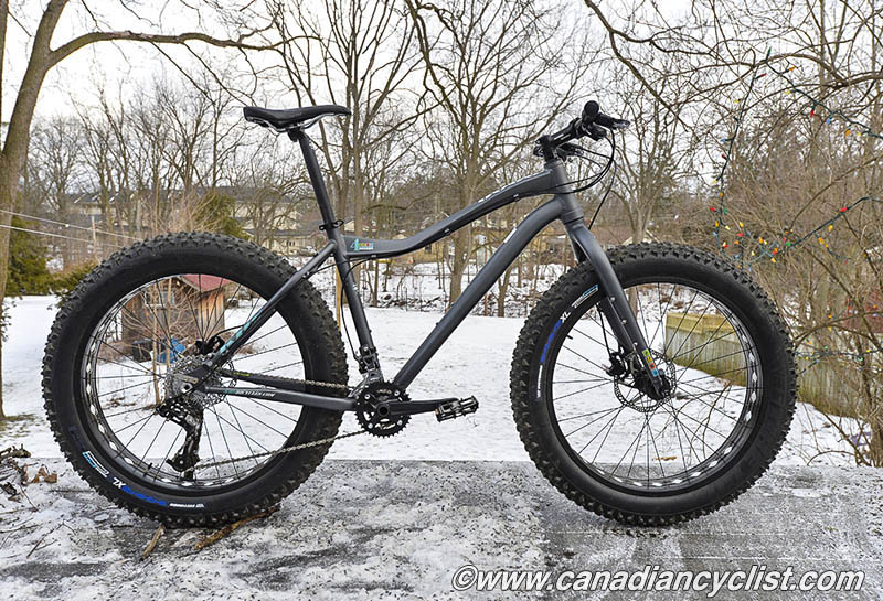 KHS3000 DSC1051 KHS 4 Season 3000   a Fat Bike for All Seasons