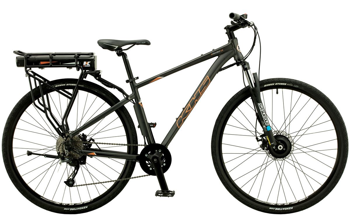 EXTENDED 2 0 - KHS Bicycles