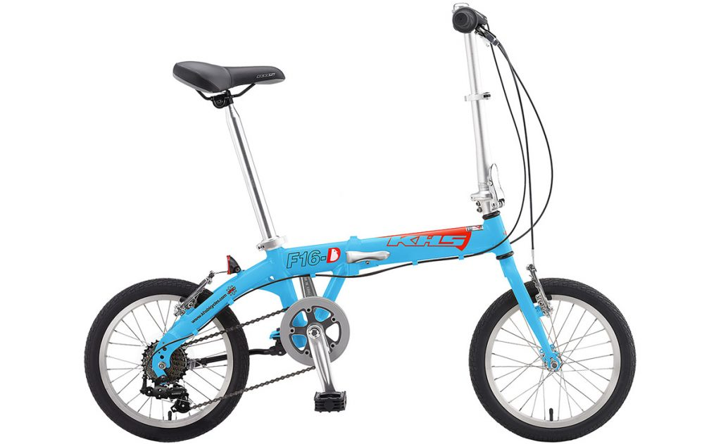 2020 KHS Expresso folding bicycle