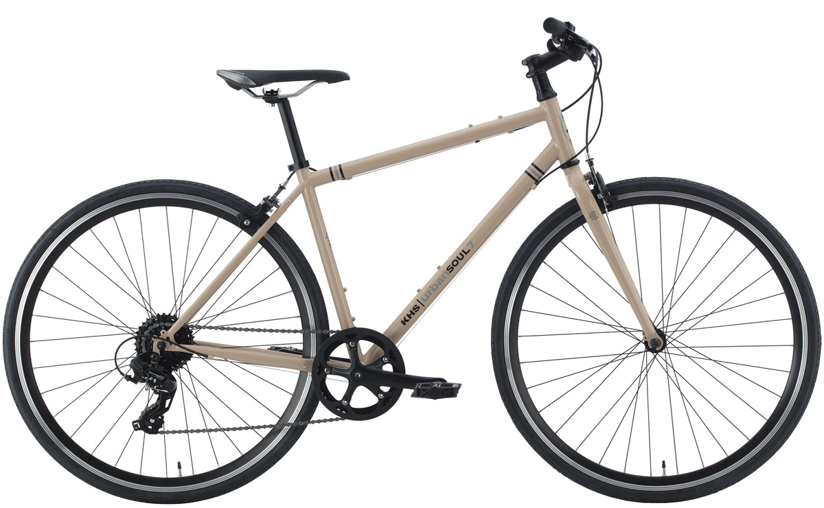 2020 KHS Urban Soul 7 bicycle