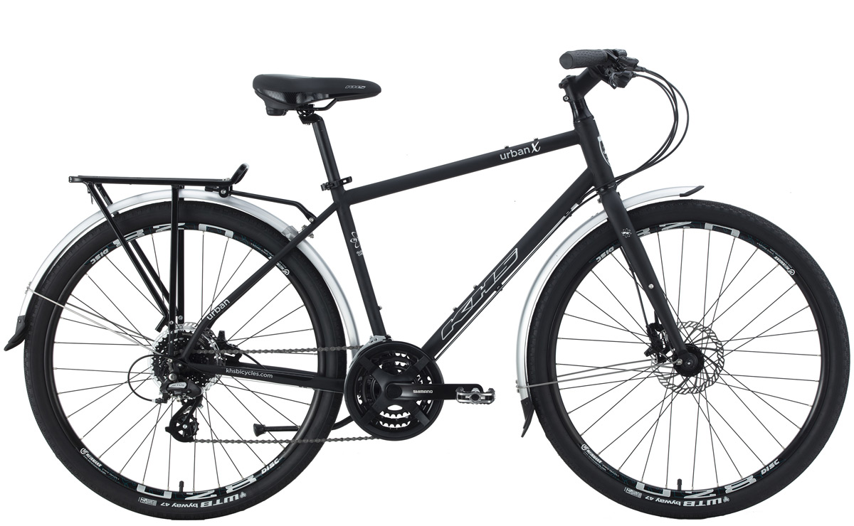 2020 KHS Urban-X bicycle