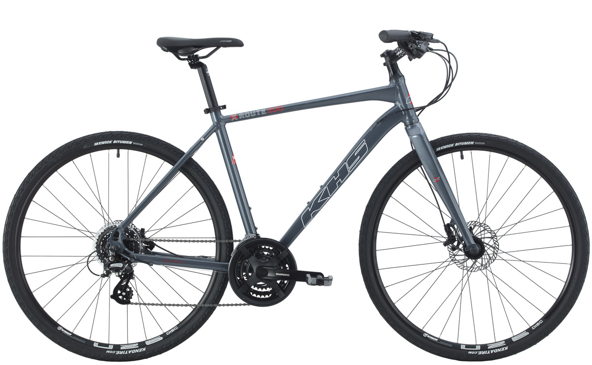 2020 KHS X-Route 200 bicycle
