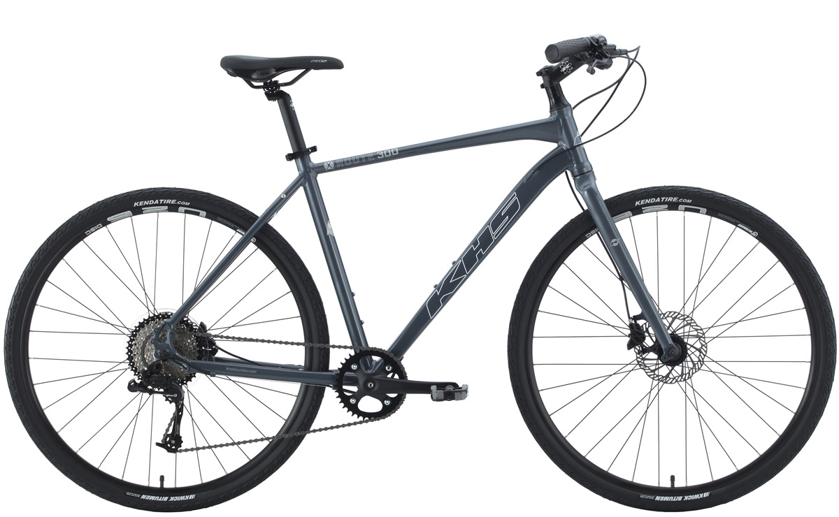2020 KHS X-Route 300 bicycle