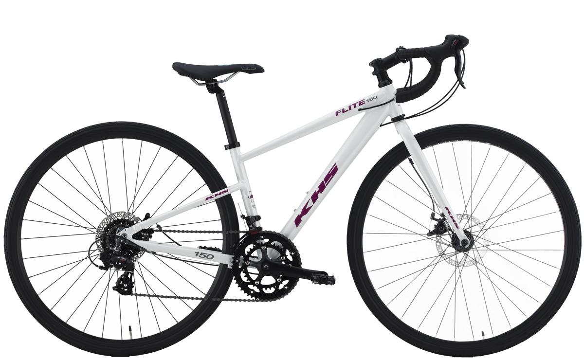 2021 KHS Bicycles Flite 150 Ladies in Linen White