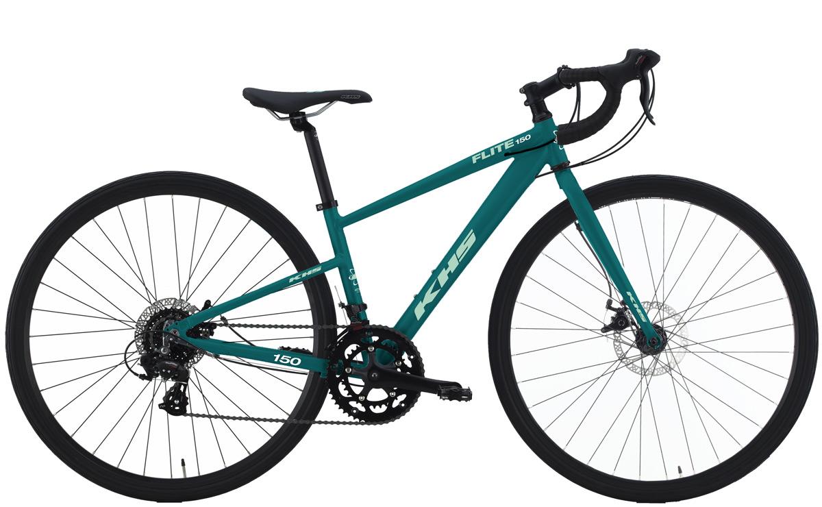2021 KHS Bicycles Flite 150 Ladies in Teal