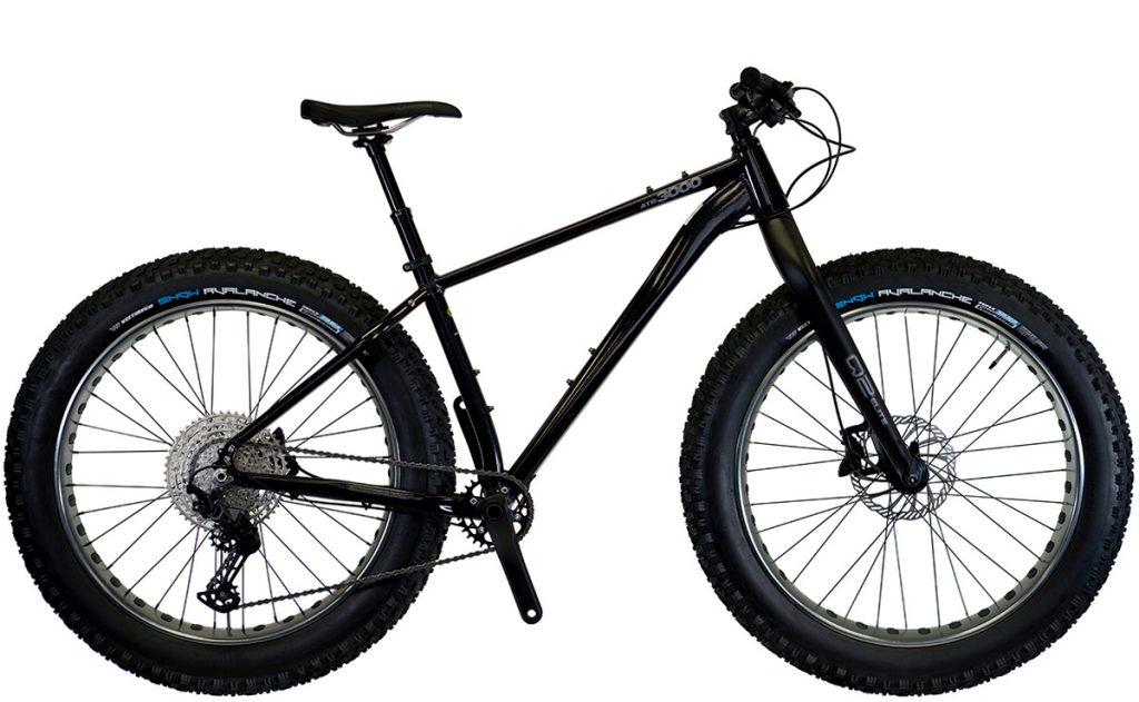 2021 KHS Bicycles 4-Season 3000 in Shimmering Black