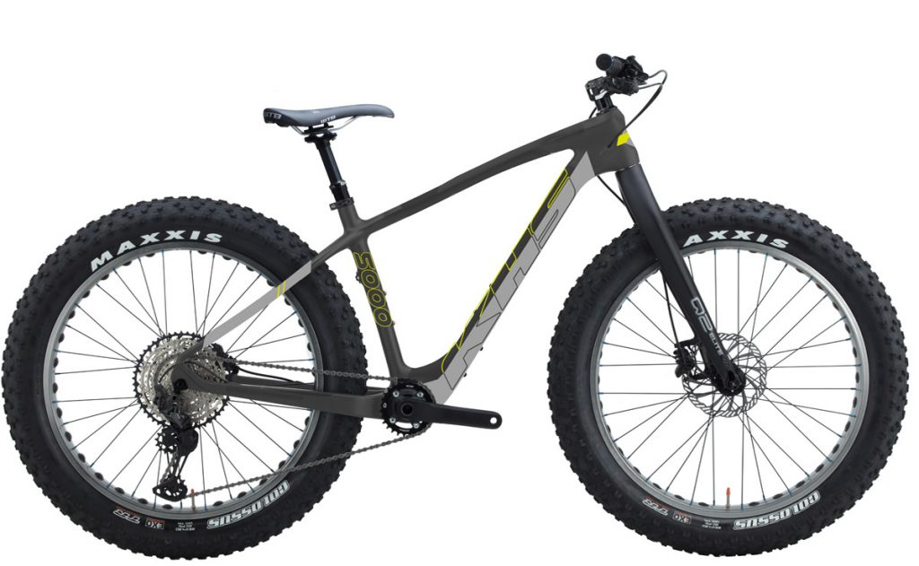 2021 KHS Bicycles 4-Season 5000 Dark Gray
