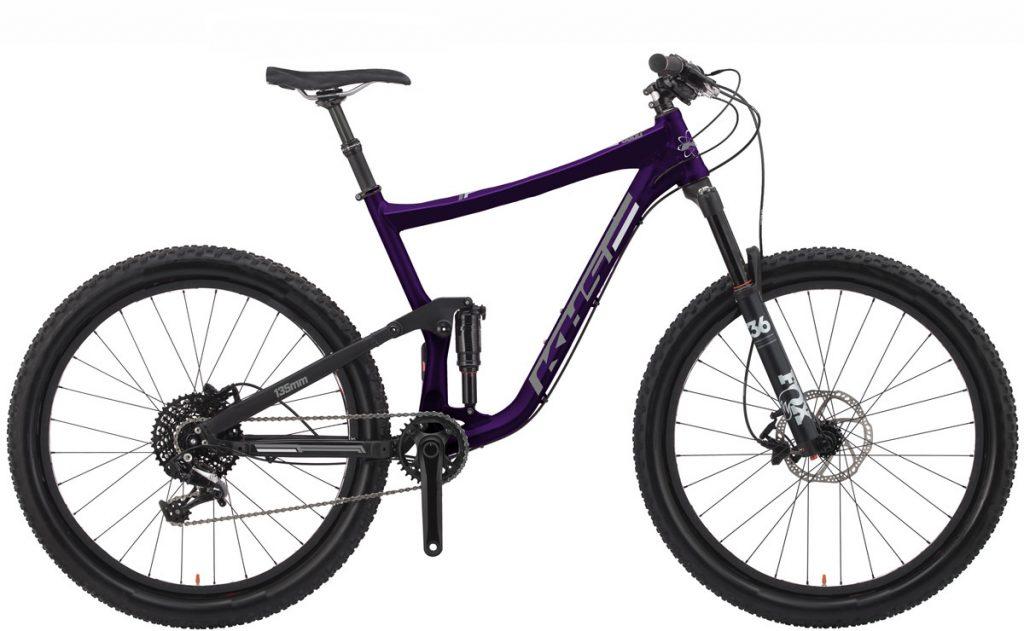 2021 KHS Bicycles 6600 model Raisin