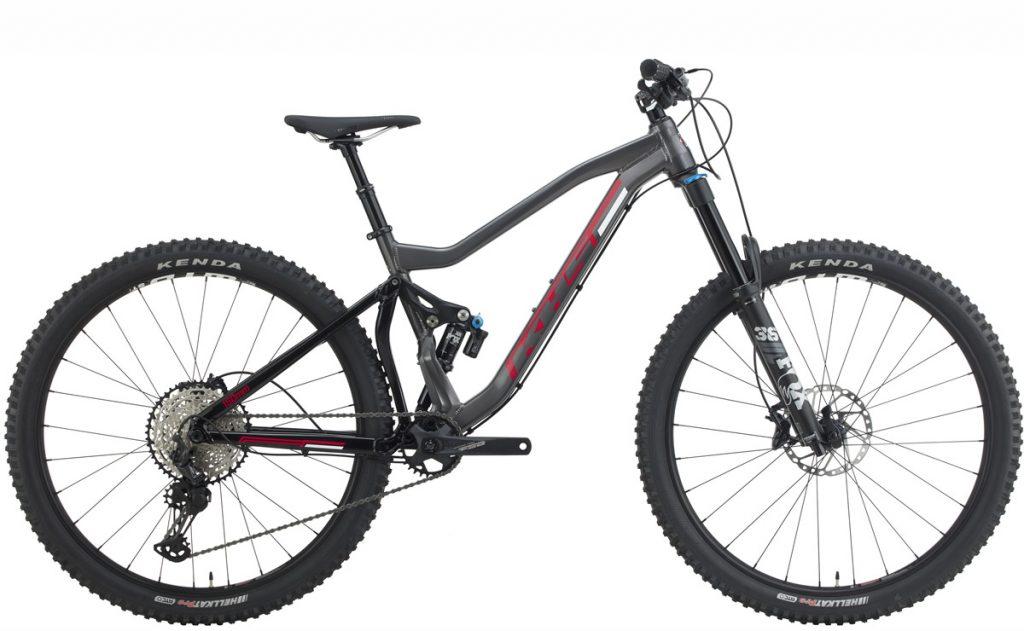 2021 KHS Bicycles 7500 Dark Gray