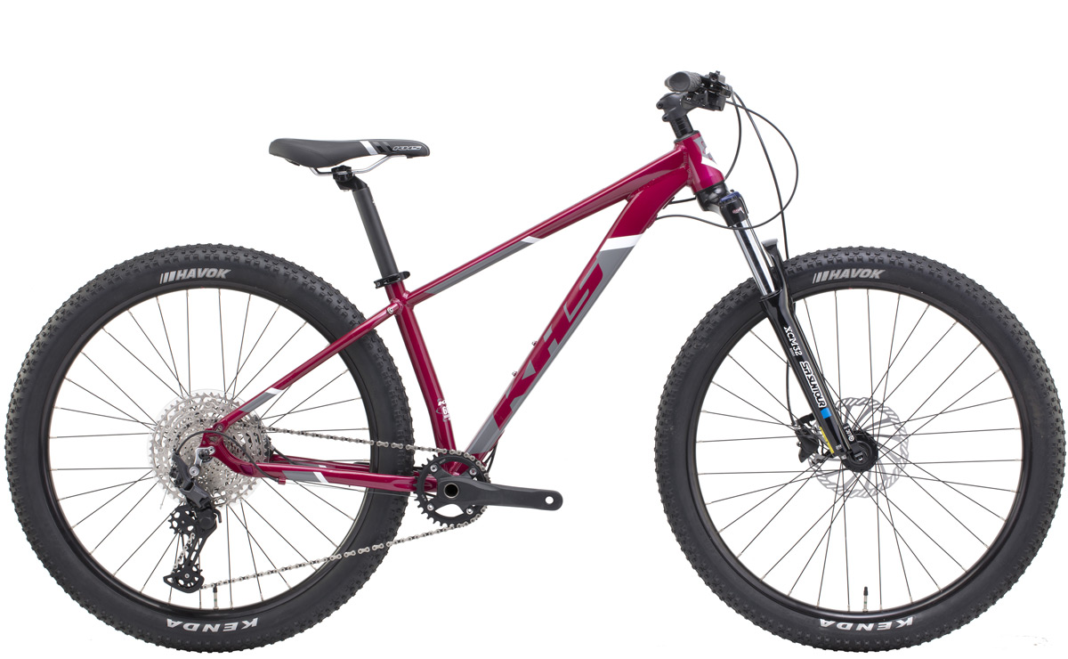 2021 KHS Bicycles Aguila Ladies in Cabernet