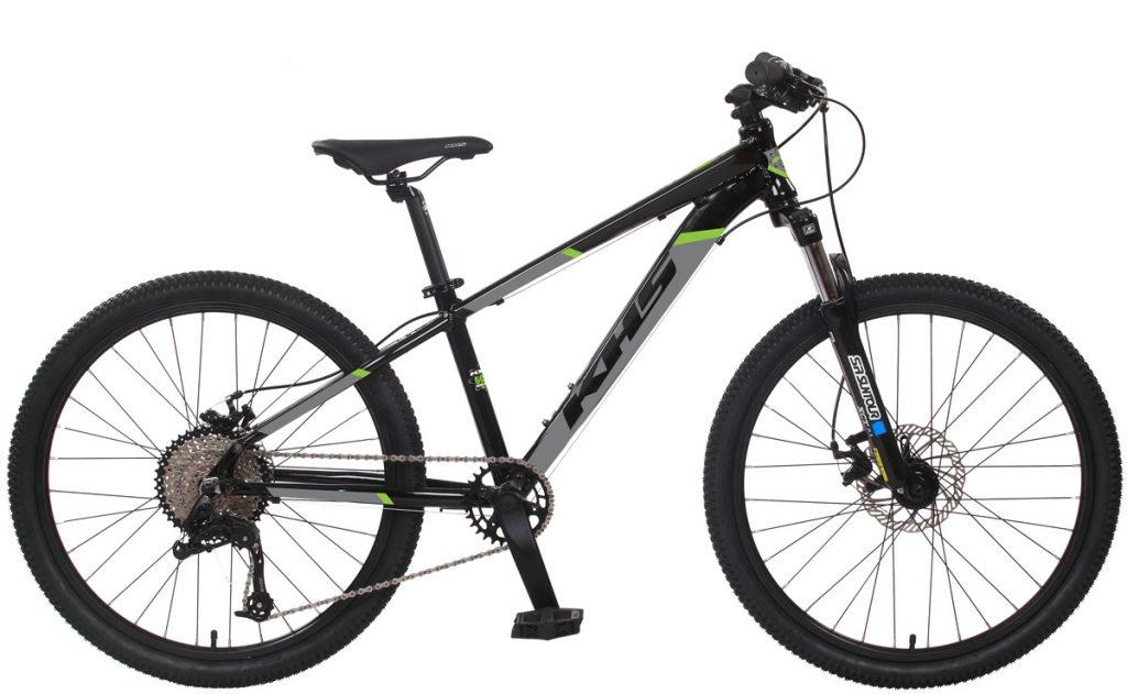2021 KHS Bicycles Alite 24 Black