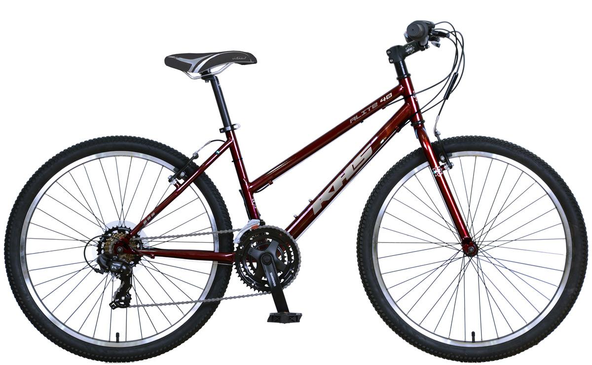 2021 KHS Bicycles Alite 40 Ladies in Blood Red