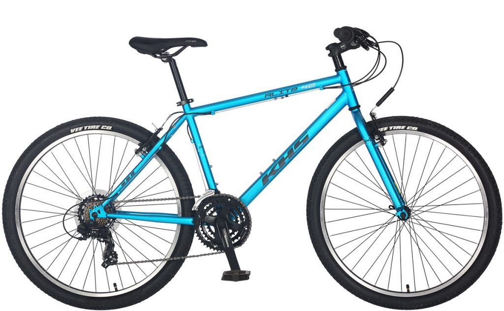 2021 KHS Bicycles Alite 40 in Bora Bora Blue
