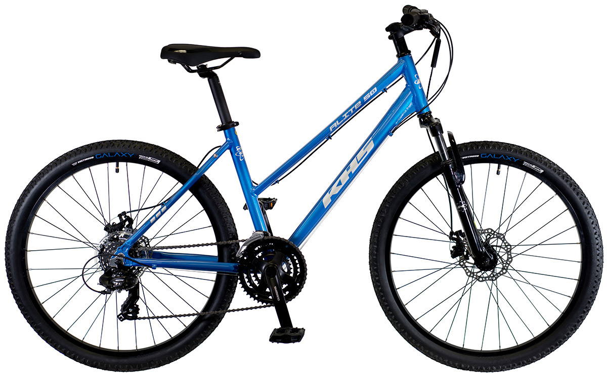 2021 KHS Bicycles Alite 50 Ladies in Classic Blue
