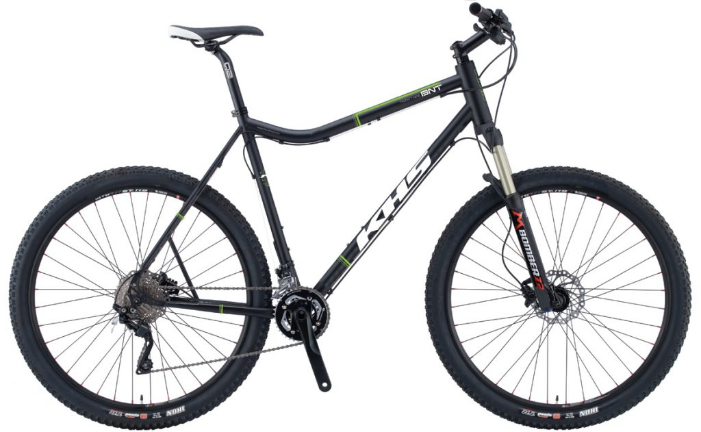 2021 KHS Bicycles BNT 29 in Matte Black