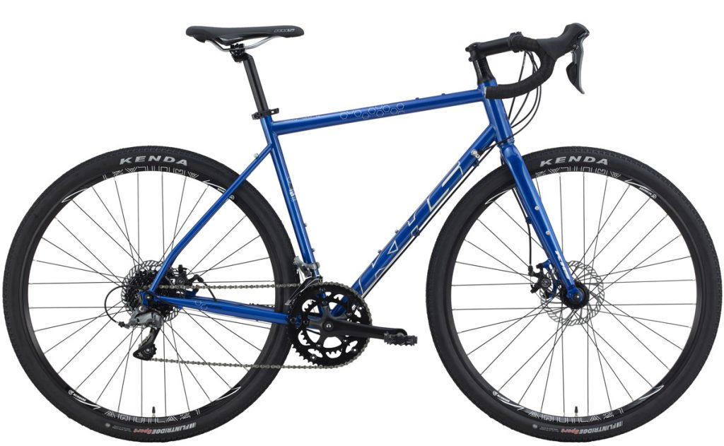 2021 KHS Bicycles Grit 55 in Blue