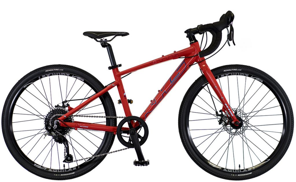 2021 KHS Bicycles Grit 24 in Bright Red