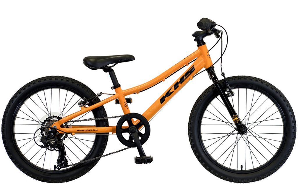 2021 KHS Bicycles Raptor in Orange