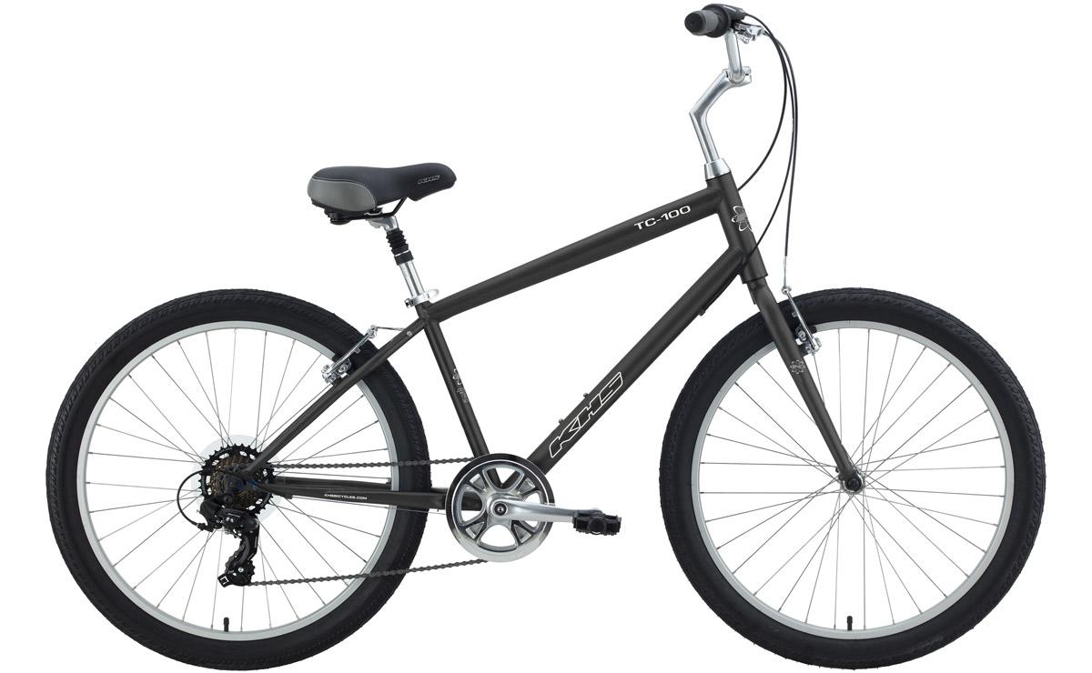 2021 KHS Bicycles TC 100 in Matte Black