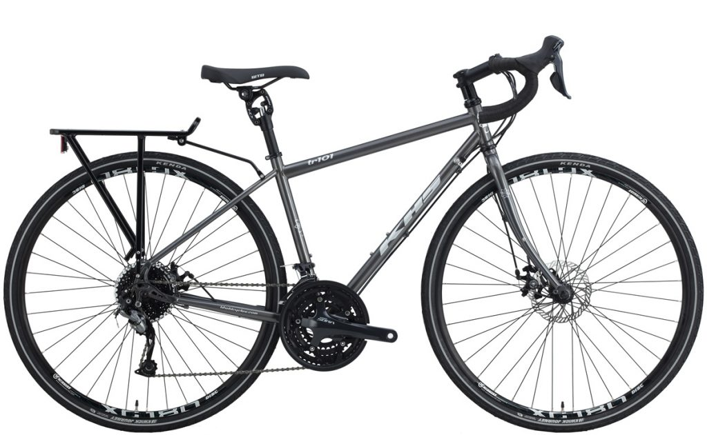 2021 KHS Bicycles TR 101 Gray