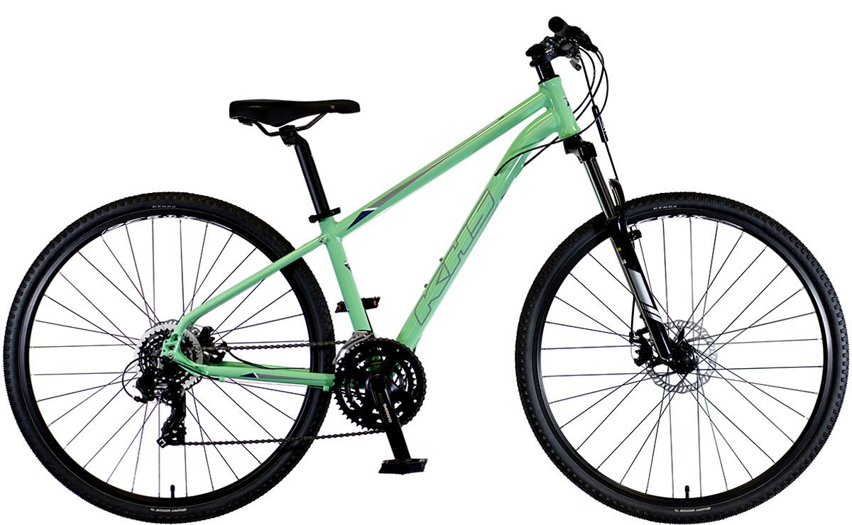 2021 KHS Bicycles UltraSport 1.0 Ladies in Mint