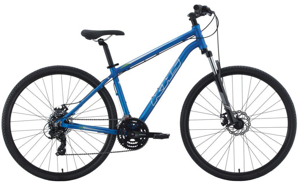 2021 KHS Bicycles UltraSport 1.0 in Matte Blue