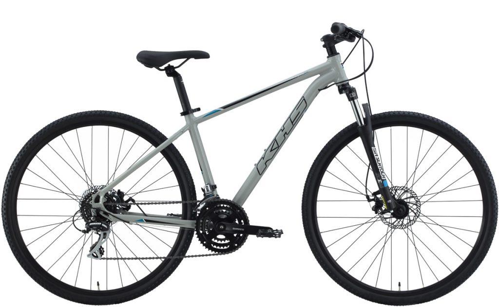 2021 KHS Bicycles UltraSport 2.0 in Cloud Gray