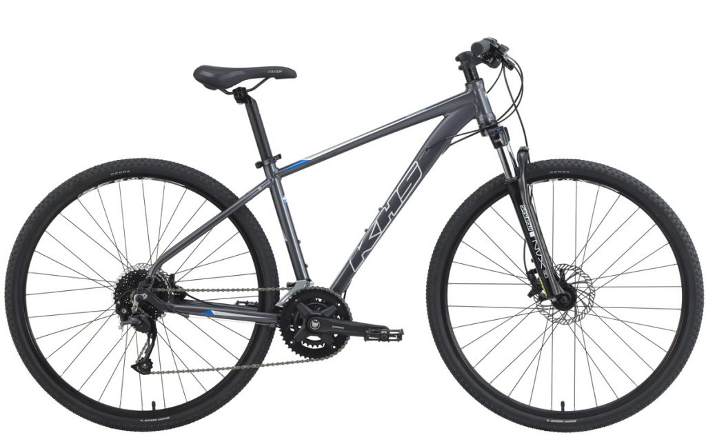 2021 KHS Bicycles UltraSport 3.0 in Hazy Gray