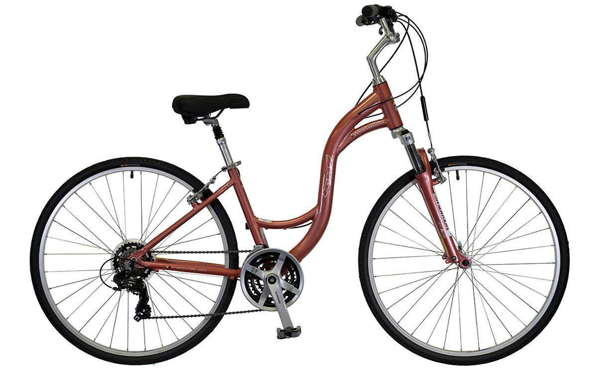 2021 KHS Bicycles Westwood Ladies in Rouge Pink