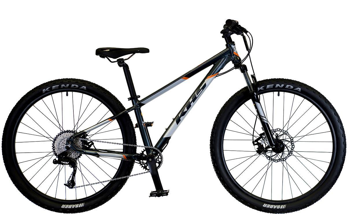 2021 KHS Bicycles Zaca Ladies Dark Gray