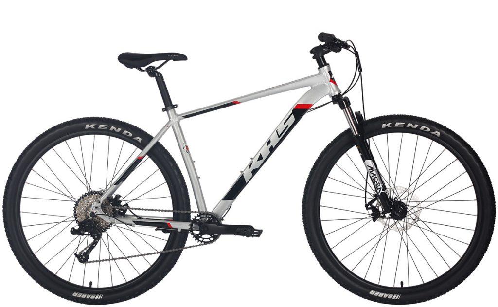 2021 KHS Bicycles Zaca Silver