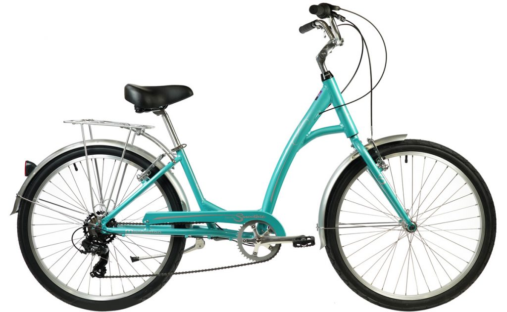 2021 Manhattan Cruisers Smoothie Deluxe Ladies in Teal