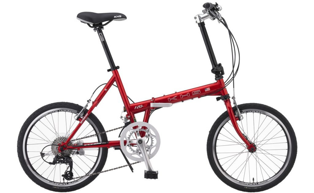 2021 KHS Bicycles Mocha in Red