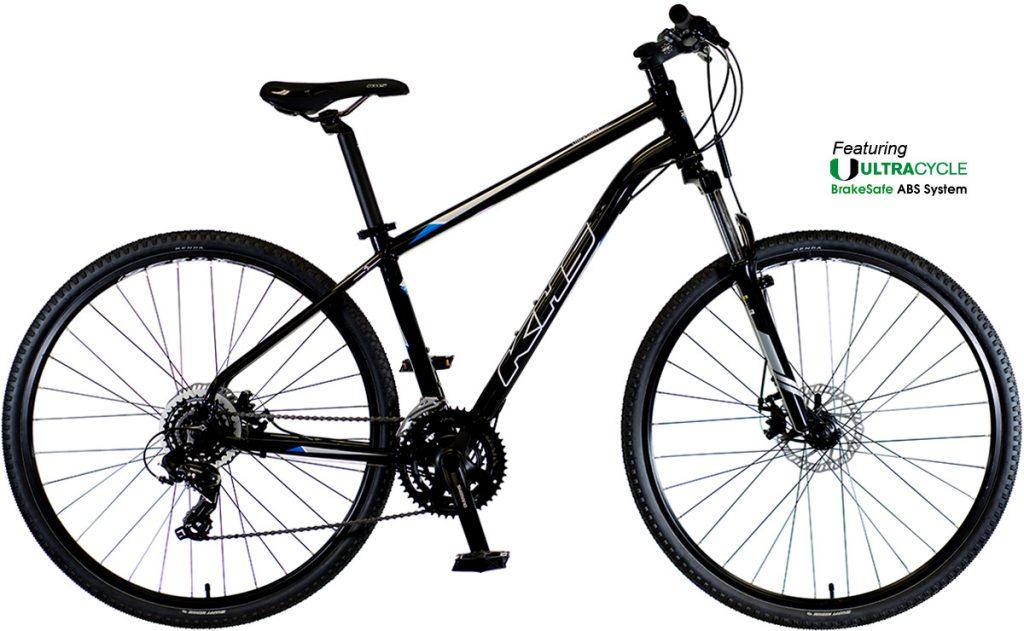 2021 KHS Bicycles UltraSport 1.0 in Black
