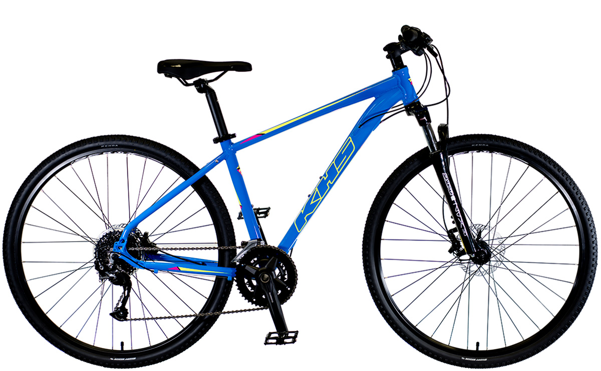2021 KHS Bicycles UltraSport 3.0 Ladies in Punch Blue