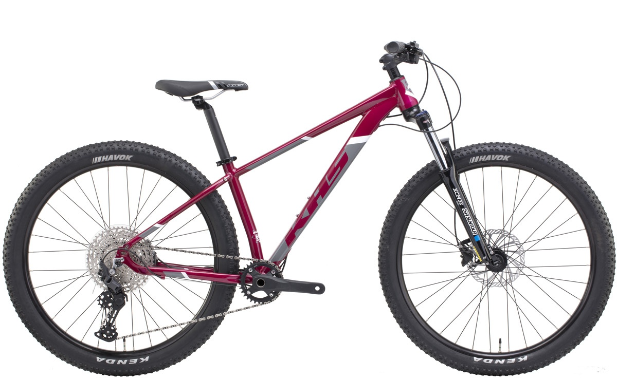 2022 KHS Bicycles Aguila Ladies in Cabernet