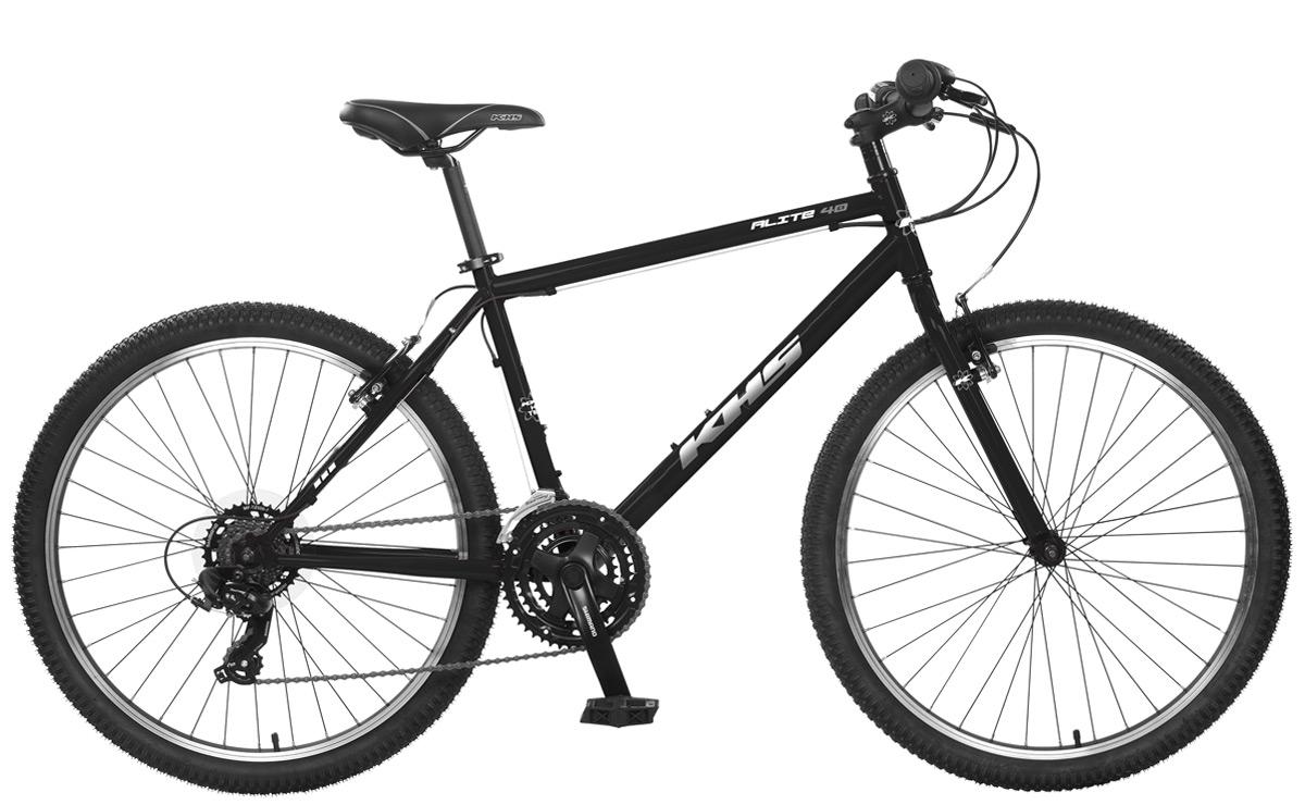 2022 KHS Bicycles Alite 40 in Black
