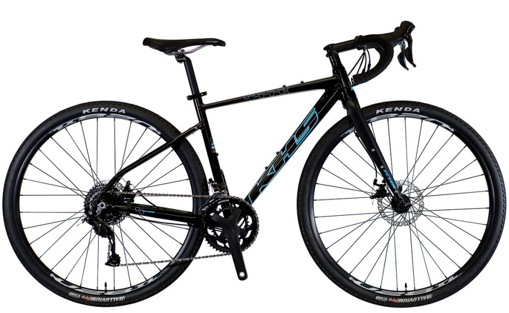 2022 KHS Bicycles Grit 220 in Black