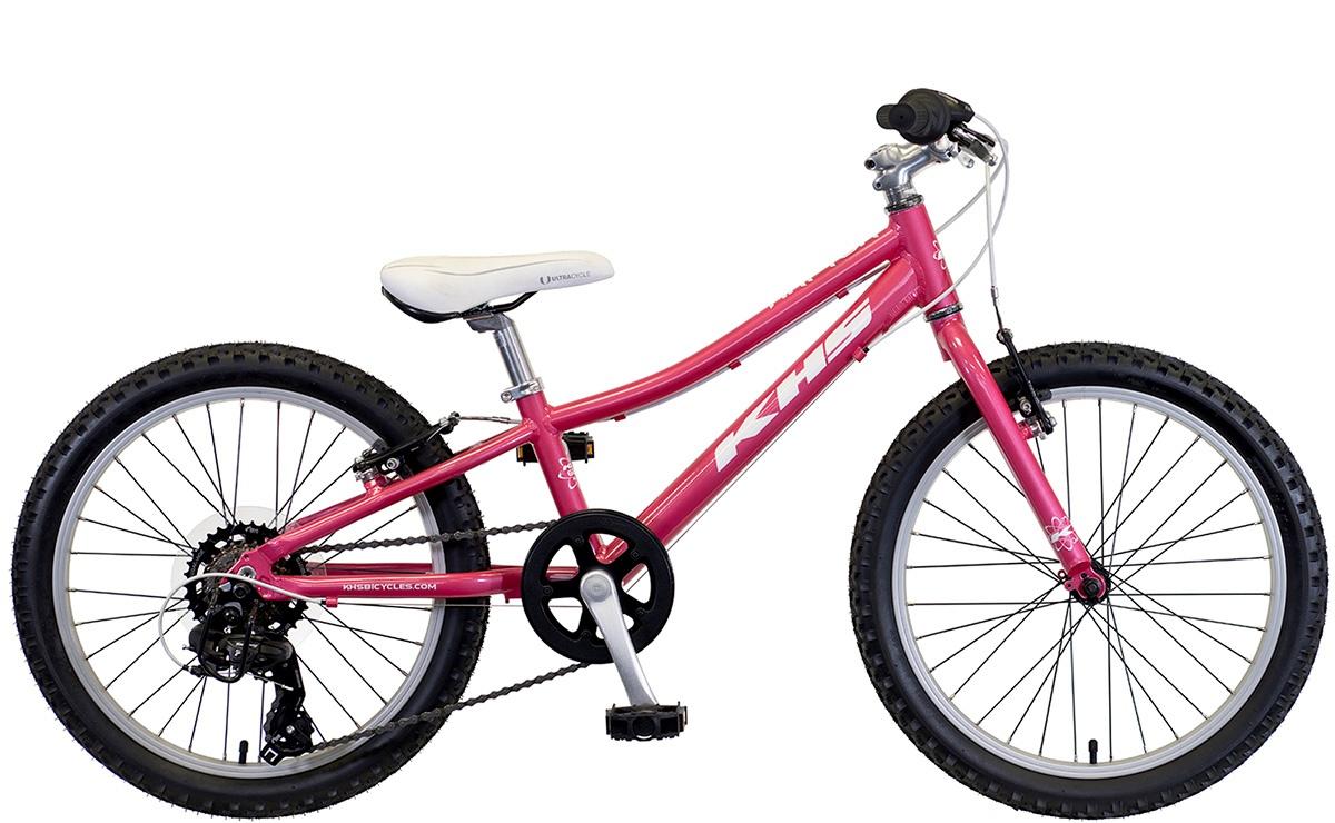 2022 KHS Bicycles Raptor Girls in Pink