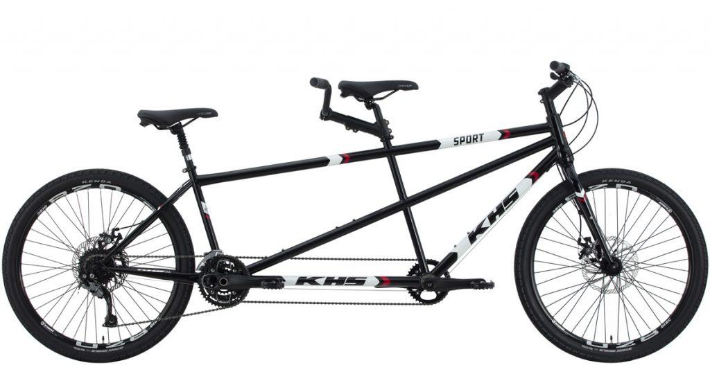 2022 KHS Bicycles Sport Tandem in Black