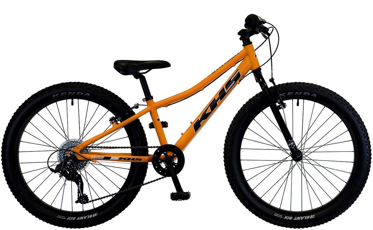 2022 KHS Bicycles Syntaur Plus Girls in Orange