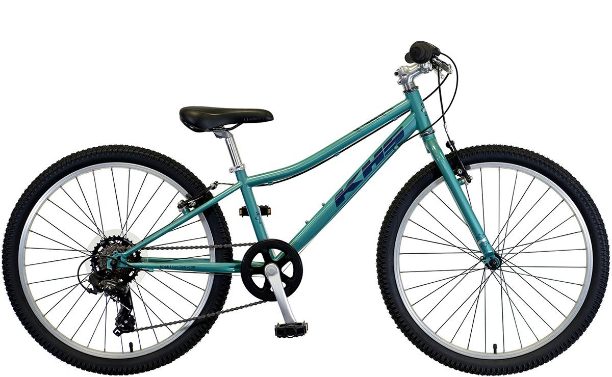 2022 KHS Bicycles T-Rex 7 Girls in Ocean Green