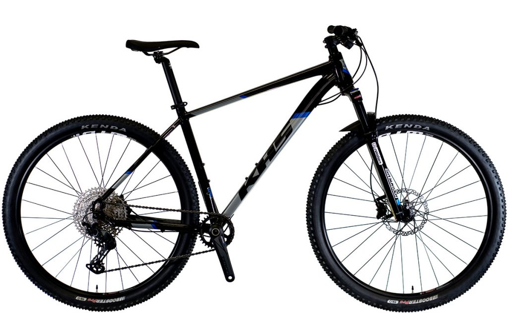 2022 KHS Bicycles Tempe in Shimmer Black