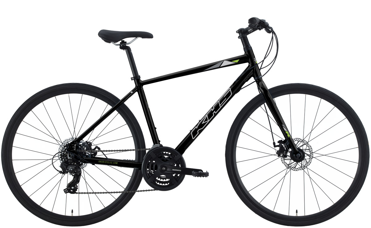 2022 KHS Bicycles Vitamin A in Matte Black