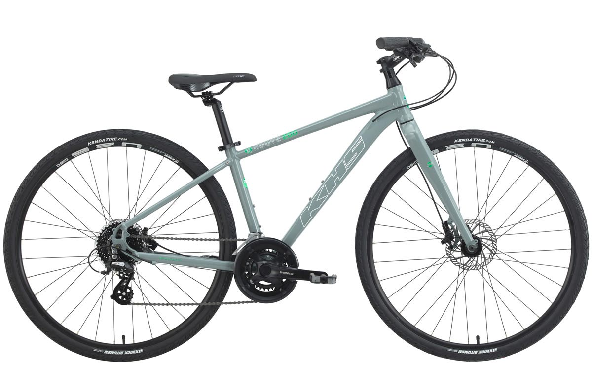 2022 KHS Bicycles X-Route 200 Ladies in Mid Gray