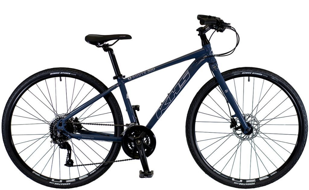 2022 KHS Bicycles X-Route 300 in Dark Gray