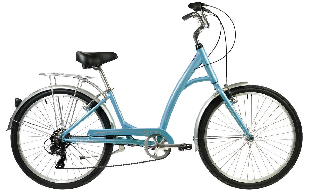 2022 Manhattan Cruisers Smoothie Deluxe Ladies in Light Blue